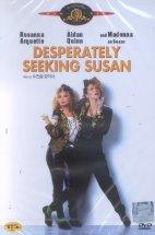 마돈나의 수잔을 찾아서 [DESPERATELY SEEKING SUSAN] [11년 5월 MGM 가정의 달 맞이 행사] DVD