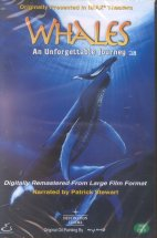 WHALES/ AN UNFORGETTABLE JOURNEY/ IMAX (고래)