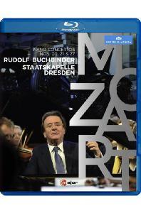 PIANO CONCERTOS NOS.20, 21 & 27/ RUDOLF BUCHBINDER [모차르트: 피아노 협주곡]