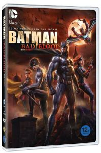 배트맨: 배드 블러드 [BATMAN: BAD BLOOD] [17년 1월 워너 가격인하 프로모션]