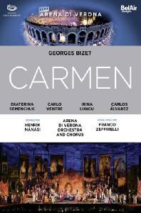 CARMEN/ HENRIK NANASI [비제: 카르멘]
