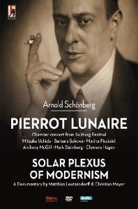 PIERROT LUNAIRE: A DOCUMENTARY/ MITSUKO UCHIDA, BARBARA SUKOWA [쇤베르크: 달에 홀린 피에로]