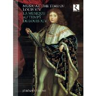 MUSIC AT THE TIME OF LOUIS 14/ LES MUSICIENS DU LOUVRE [8CD+BOOK] [루이 14세 시대의 음악]