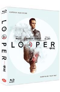 루퍼 [렌티큘러 한정판] [LOOPER] [미개봉 신품] 아웃케이스 포함