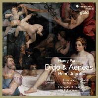 DIDO & AENEAS/ RENE JACOBS [HM GOLD] [퍼셀: 디도 & 에네아스 - 르네 야콥스]