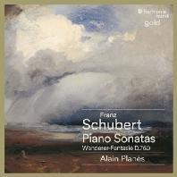 슈베르트: 피아노 소나타, 방랑자 환상곡 - 알랭 플라네
