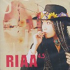 RIAA(리아) - 추신/ 4.5 ALBUM