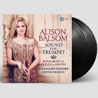 SOUND THE TRUMPET/ TREVOR PINNOCK [사운드 트럼펫: 헨델과 퍼셀의 아리아 - 알리슨 발솜] [180G LP]