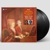 모차르트: 피아노 협주곡 20번 K.466, 2피아노를 위한 협주곡 K.365 [180G LP]