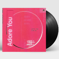 "ADORE YOU/ OVERTIME [2019 RSD] [LIMITED] [10"" SINGLE] [LP] [한정반]"