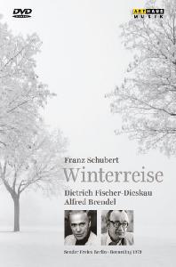 WINTERREISE/ DIETRICH FISCHER-DIESKAU, ALFRED BRENDEL [슈베르트: 겨울나그네]