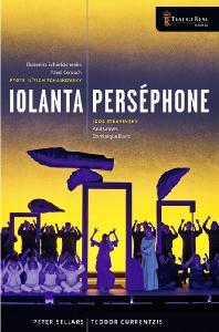 IOLANTA & PERSEPHONE/ TEODOR CURRENTZIS [차이코프스키: 욜란타 & 스트라빈스키: 페르세폰]