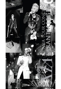 TARANTALLEGRA: 1ST ASIA TOUR CONCERT [3DVD+화보집] [아시아 투어콘서트 타란탈레그라]