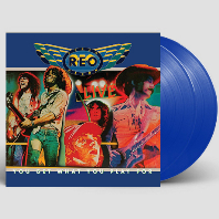 YOU GET WHAT YOU PLAY FOR [180G BLUE LP]