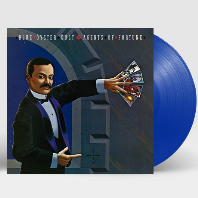 AGENTS OF FORTUNE [180G BLUE LP]