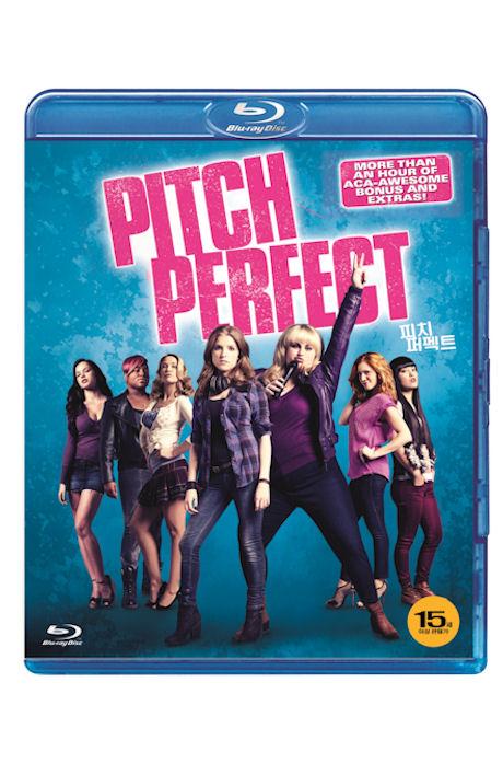 피치 퍼펙트 [PITCH PERFECT] [15년 9월 유니버설 가격인하 프로모션] 블루레이