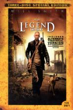 나는 전설이다 L.E [I Am Legend] [13년 7월 워너 퍼시픽림 개봉기념 프로모션] 디지팩 새상품 3디스크