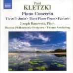 PIANO CONCERTO/ JOSEPH BANOWETZ, THOMAS SANDERLING