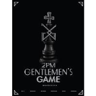 GENTELMEN`S GAME MONOGRAPH [메이킹북+DVD+포토카드] [한정반]