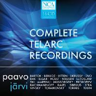 COMPLETE TELARC RECORDINGS [파보 예르비: 컴플리트 텔락 레코딩]