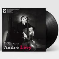 CELLO SUITES NO.2 & 6/ ANDRE LEVY [180G LP] [앙드레 레비: 바흐 무반주 첼로 모음곡 3집] [한정반]