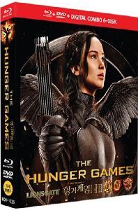 헝거게임 1, 2, 3 [BD+DVD] [THE HUNGER GAMES]