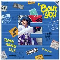 SUPERJUNIOR D&E(슈퍼주니어 동해&은혁) - BOUT YOU: 은혁 VER [미니 2집]