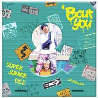 SUPERJUNIOR D&E(슈퍼주니어 동해&은혁) - BOUT YOU: D&E VER [미니 2집]