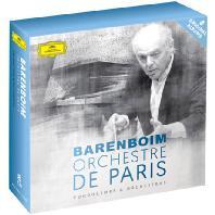DANIEL BARENBOIM & ORCHESTRE DE PARIS [바렌보임과 파리 오케스트라의 8개 명반]