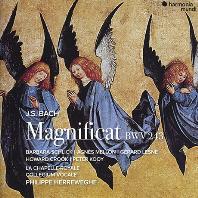 MAGNIFICAT BWV 243/ PHILIPPE HERREWEGHE [바흐: 마그니피카트 - 라 샤펠 르와얄, 콜레기움 보칼레, 헤레베헤]