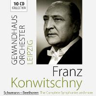COMPLETE SYMPHONIES/ FRANZ KONWITSCHNY [슈만 & 베토벤: 교향곡 전집 - 콘비츠니]