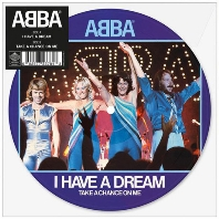 """I HAVE A DREAM [7"""" PICTURE LP]"""