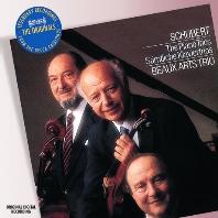 THE PIANO TRIOS/ BEAUX ARTS TRIO [THE ORIGINALS] [슈베르트: 피아노 트리오 - 보자르 트리오]