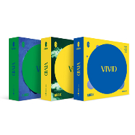 VIVID [2ND EP] [3종 세트]