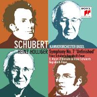 "SYMPHONY NO.7 ""UNFINISHED""/ HEINZ HOLLIGER [슈베르트: 교향곡 7번 ""미완성"" & 작은 장송 음악 외 - 하인츠 홀리거]"