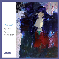 FANTASY/ URSULA OPPENS, JEFFERY MEYER [카민스키: 피아노 오중주, 환상곡, 심판, 피아노 협주곡 - 오펜스]