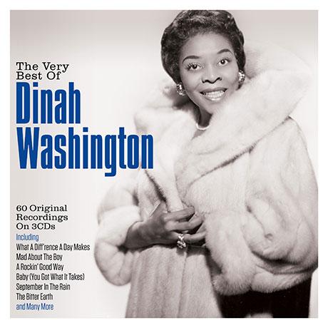 THE VERY BEST OF DINAH WASHINGTON