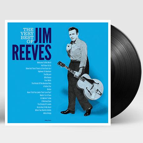 THE VERY BEST OF JIM REEVES [180G LP]