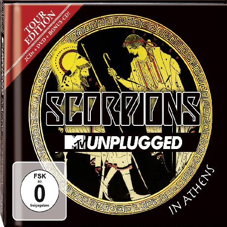 MTV UNPLUGGED: IN ATHENS [2CD+DVD+BONUS CD] [LIMITED TOUR EDITION]