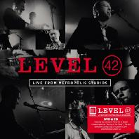 LIVE FROM METROPOLIS STUDIOS [CD+DVD] [DELUXE EDITION]