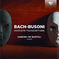 COMPLETE TRANSCRIPTIONS/ SANDRO IVO BARTOLI [바흐-부조니: 편곡집 전집]
