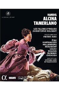 ALCINA & TAMERLANO/ CHRISTOPHE ROUSSET [헨델: 오페라 <알치나> & <타메를라노>]