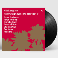CHRISTMAS WITH MY FREINDS 5 [MP3 DOWNLOAD CODE] [180G LP]