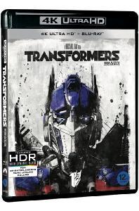 트랜스포머 1 [4K UHD+BD] [한정판] [TRANSFORMERS]