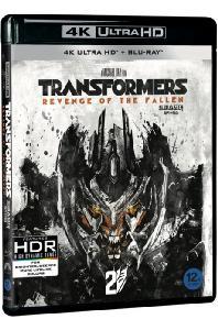트랜스포머 2: 패자의 역습 [4K UHD+BD] [한정판] [TRANSFORMERS: REVENGE OF THE FALLEN]