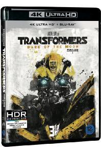 트랜스포머 3 [4K UHD+BD] [한정판] [TRANSFORMERS: DARK OF THE MOON]