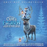 OLAF`S FROZEN ADVENTURE [올라프의 겨울왕국 어드벤처]