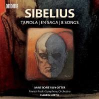 TAPIOLA, EN SAGA & 8 SONGS/ ANNE SOFIE VON OTTER, HANNU LINTU [SACD HYBRID] [시벨리우스: 타피올라, 전설, 여덟개의 노래 - 한누 린투 & 안네 소피 폰 오터]