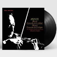 VIOLIN CONCERTOS/ JASCHA HEIFETZ, MALCOM SARGENT [브루흐 & 모차르트: 바이올린 협주곡 - 하이페츠, 사전트] [200G LP