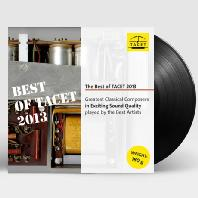 THE BEST OF TACET 2013: GREATEST CLASSICAL COMPOSERS IN EXCITING SOUND QUALITY [180G LP]
